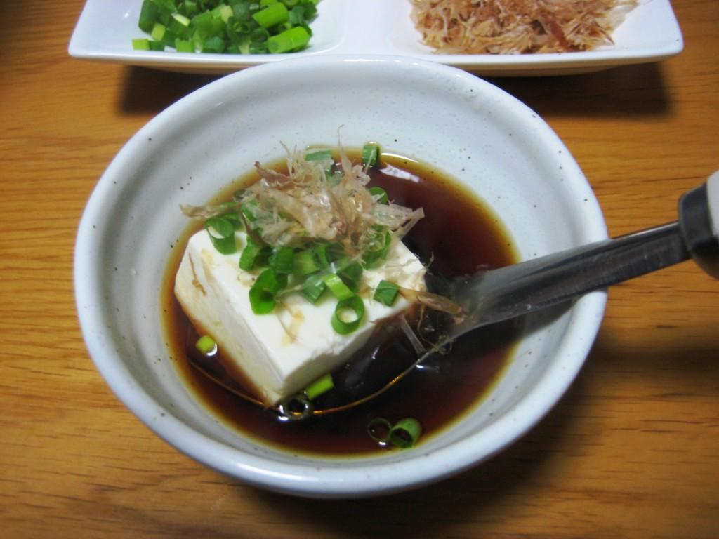 Boiled Tofu (Yudofu) | Food in Japan