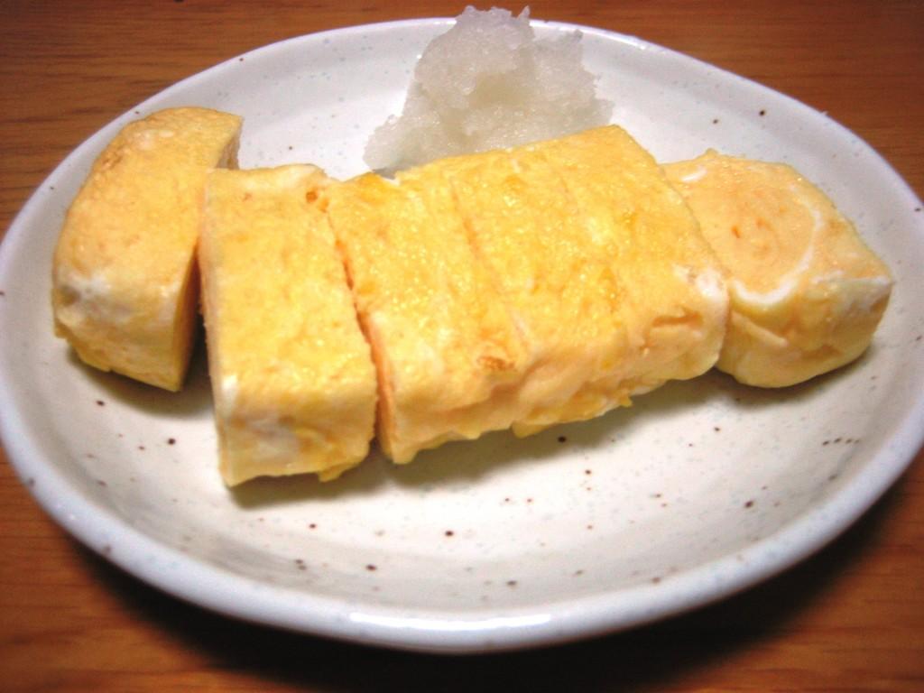 Japanese omelette, Dashimaki tamago