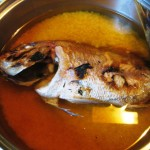 how to cook sea bream, snapper rice