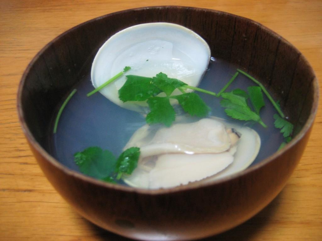 Hamaguri no Ushiojiru