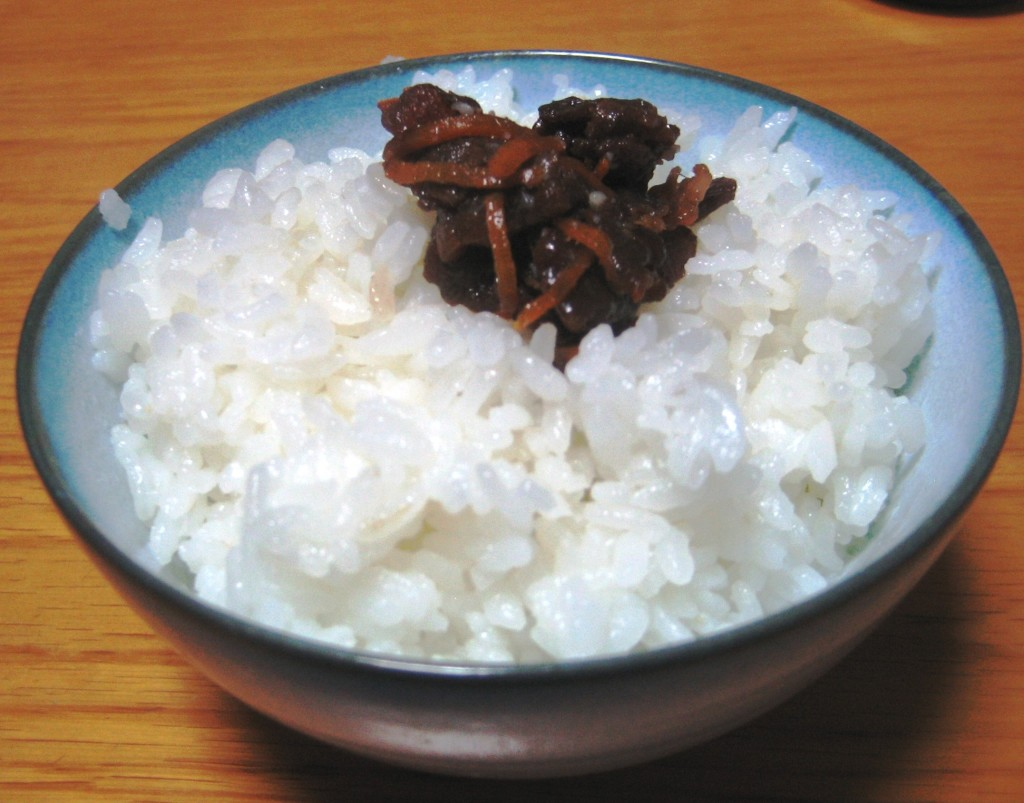 Beef Tsukudani