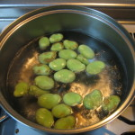 how to boil soramame
