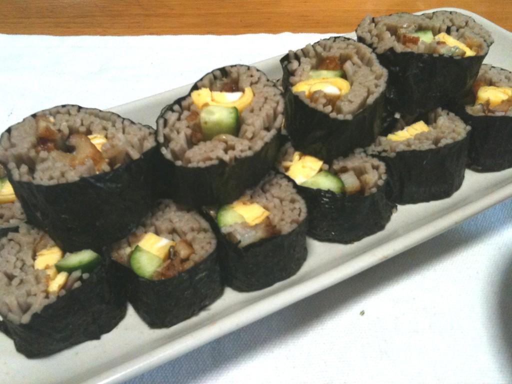 Soba Sushi | Food in Japan