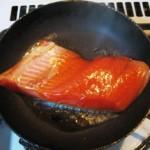 Salmon Teriyaki Sake Noteriyaki Food In Japan