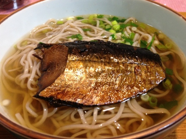 Soba Noodles at New Year Eve (Toshikoshi Soba) | Food in Japan