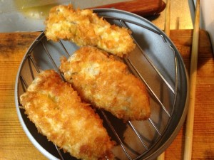 Fried Oyster / Kaki Fry