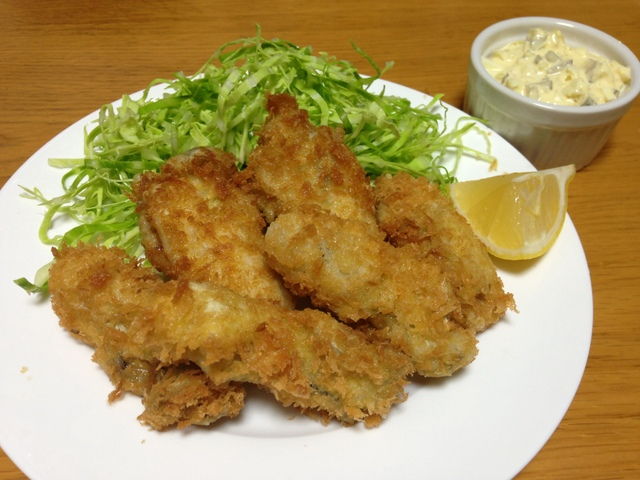 Fried Oyster / Kaki Fry