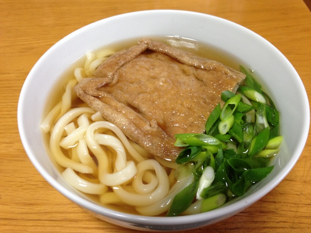 Kitsune Udon | Food in Japan