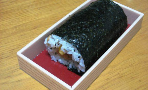 Sushi roll  Nori-maki