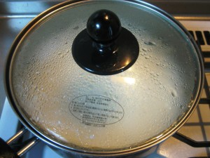 how to make steamed rice